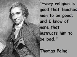 Famous quotes about 'Paine' - QuotationOf . COM via Relatably.com