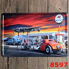 home decor plate x:  new public car metal signs vintage gallery poster tps vintage plaque wall decor plate