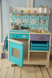 awesome diy kids play kitchen sometimes kid sized play kitchens are more awesome than our own they i