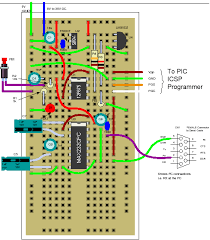 a useful schematic drawing program proschematic layer diagram