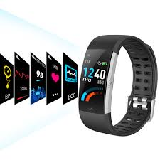 High Quality <b>Alfawise I7E</b> Full Touch Real Time Heart Rate <b>ECG</b> ...