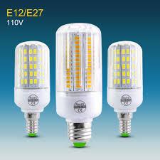 SMD5730 High Luminous E27 E12 <b>LED</b> Corn Bulb 24 <b>136Leds</b> ...