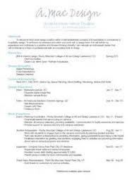 interior design resume amcintyredesign interior design resume interior designer resume objective