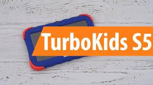 Распаковка <b>планшета TurboKids S5</b>/ Unboxing <b>TurboKids S5</b> ...