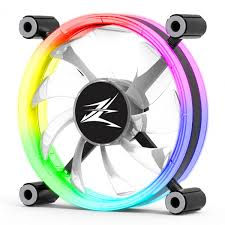 ROZETKA | <b>Вентилятор Zalman ZM-LF120</b> ARGB 120mm. Цена ...