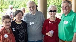 photographs from mu retiree s association events mizzou alumni jo behymer darlene miles don ranley jim karen koller