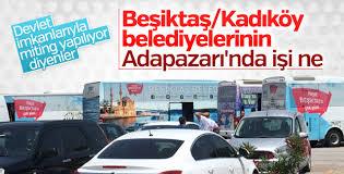 Adalet yürüyüşüne CHP'li belediyeler de destek oluyor