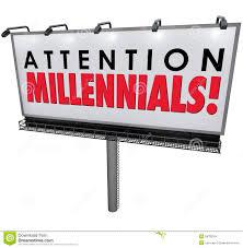 attention millennials billboard sign attract generation y custom attention millennials billboard sign attract generation y custom