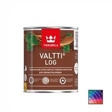 <b>Тиккурила Valtti Log</b> - Валтти Лог база EC 0,9 л специальный ...