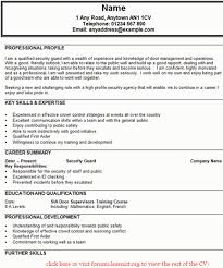 famous class coast guard famous class cutter guard resume    guard resume sle resume security guard resume officer