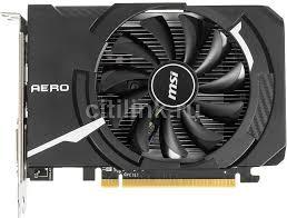 <b>Видеокарта MSI</b> AMD <b>Radeon RX</b> 560 , <b>Radeon RX</b> 560 AERO ITX ...