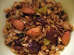 granola et régime