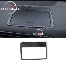 Для Audi Q3 15-17 <b>панель</b> из углеродного волокна центр GPS ...