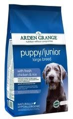 <b>Сухой корм</b> для щенков и молодых собак крупных пород, <b>Arden</b> ...