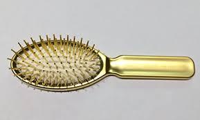 <b>Janeke</b> 1830 <b>Hair Brush</b> Classic Line (<b>oval</b>, matte gold) - Buy Online ...