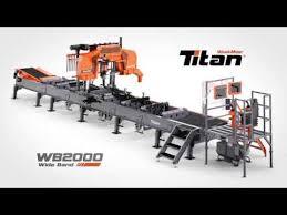 <b>Wood</b>-Mizer WB2000 Wideband Sawmill- HIGH PERFORMANCE ...