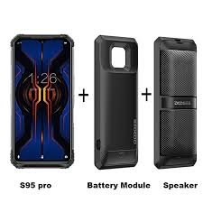 India Gadgets - <b>Doogee S95</b> Pro Modular Rugged Mobile Phone ...