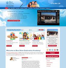 portfolio local child care marketing blueskisea com