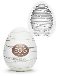 Купить Tenga <b>Мастурбатор</b>-<b>яйцо</b> Silky (EGG-006) по низкой цене ...