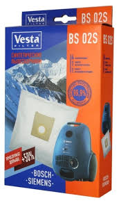 Vesta filter Синтетические пылесборники BS 02S — купить по ...