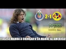 America vs Chivas MEMES 1 - 2 MEMES / MEMES America vs Chivas ... via Relatably.com