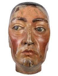 William III in the Line of Kings - Wooden-head-KP5-William-III-ref-2463