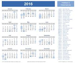 a printable 2016 holiday calendar from vertex42 com a printable 2016 holiday calendar from vertex42 com