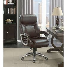 la z boy martin big and tall executive office chair brown big office chairs big tall