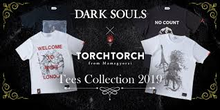 Praise the sun! For we have more official Dark Souls <b>t</b>-<b>shirts</b> coming ...