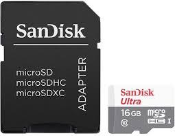 <b>Карта памяти 16GB</b> SanDisk SDSQUNS-016G-GN3MA купить в ...