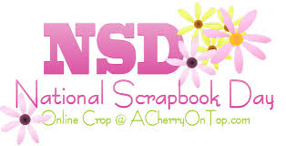 Image result for national scrapbook day 2015