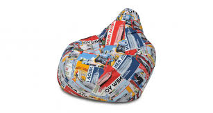 <b>DREAMBAG Кресло мешок</b> 2XL <b>New York</b> - описание, фото ...