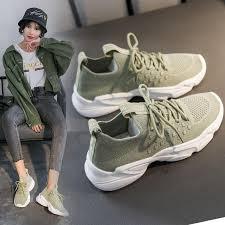 <b>Women</b> Fashion Shoes Color <b>Casual</b> Sport Sneakers <b>Female</b> Trend ...