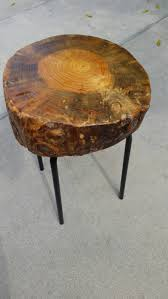 zoom diy tree stump side table diy painted furniture rustic furniture woodworking projects image of tree awesome tree trunk coffee table