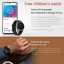 【<b>Free</b> children's watch】 Solar smart watch IP68 waterproof sp ...