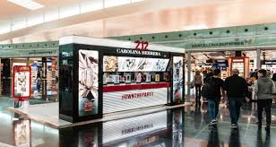 <b>Carolina Herrera 212 VIP</b> brings the after-party to Barcelona Airport
