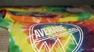 <b>Tie Dye</b> T Shirt <b>Printing</b>: Rainbow Pattern - YouTube