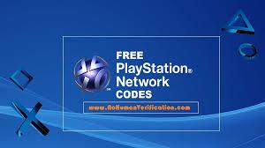 Free PSN Codes No Survey - No Human Verification (100% Working)