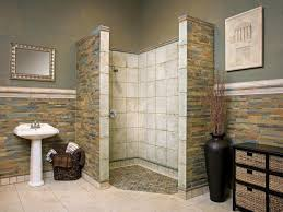 ample space for wheelchair ample shower room