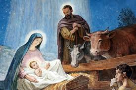 Image result for the nativity painting