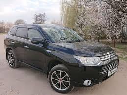 Расход топлива Mitsubishi Outlander PHEV