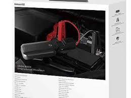 Пусковое <b>устройство Baseus Super</b> Energy Car купить в ...