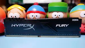 Обзор новой бюджетной оперативной <b>памяти HyperX Fury</b> DDR4 ...