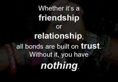 Relationship Trust Quotes on Pinterest | Relationship Change ...