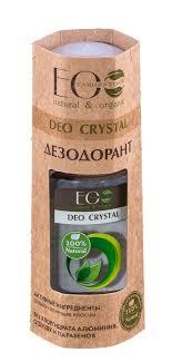 "<b>Дезодорант</b> Deo Cristal Ecolab ""<b>Натуральный</b>"", <b>50 мл</b> | Купить с ..."