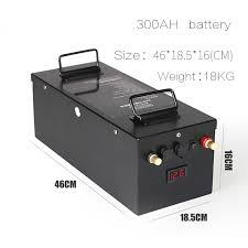 <b>Ultra large capacity</b> 12V 200AH 300AH li ion lithium ion Battery for ...