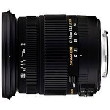 <b>Объектив sigma af 17-50mm</b> f/2.8 ex dc os hsm canon ef-s — 47 ...
