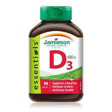 <b>Vitamin D3</b> – Jamieson Vitamins