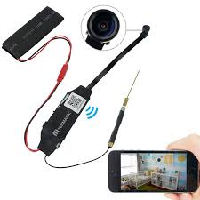 $67, Wiseup 8GB <b>Mini</b> Wifi Network <b>Spy Camera</b> Module Motion ...
