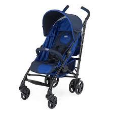 Купить <b>коляску</b>-<b>трость Chicco</b> Lite Way Top stroller цвет Royal Blue
